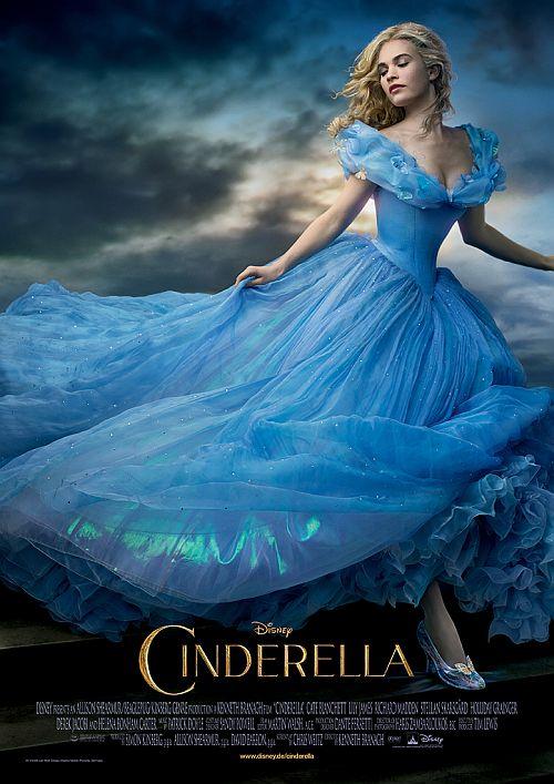 Filmplakat zu Cinderella