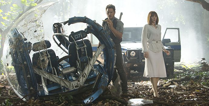 Jurassic World 3D (querG) 2015