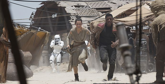 Star Wars: Das Erwachen der Macht (Star Wars: The Force Awakens, 2015)