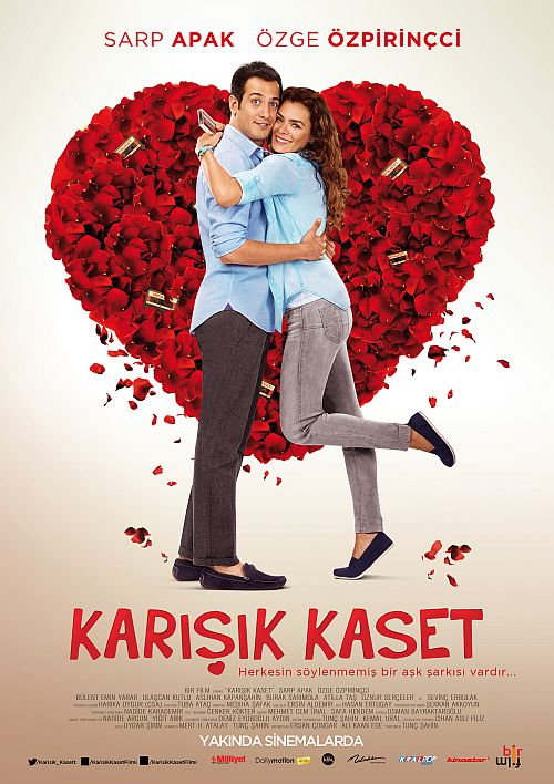 Filmplakat zu Karisik Kaset