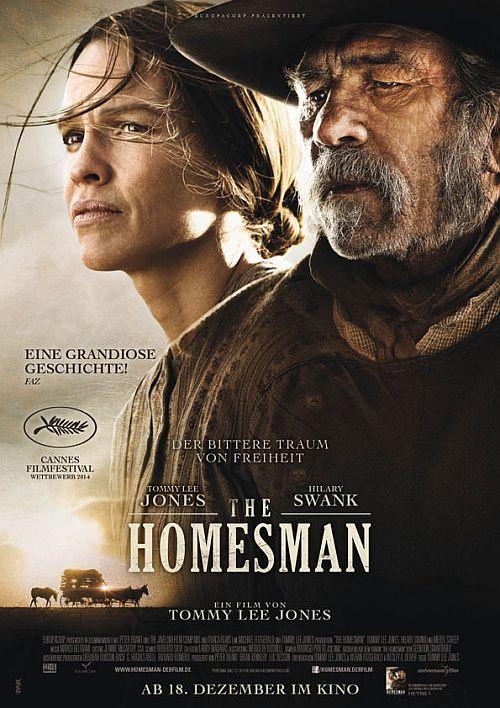 Filmplakat zu The Homesman