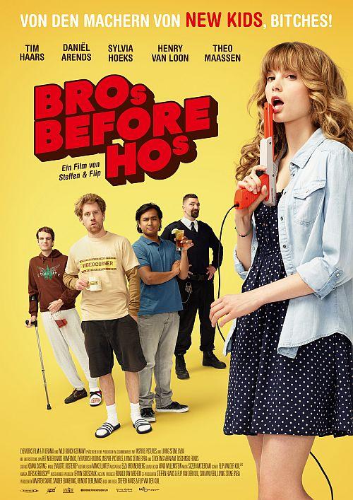 Filmplakat zu Bros Before Hos
