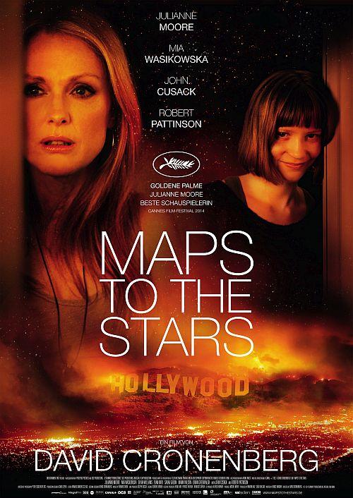 Filmplakat zu Maps to the Stars
