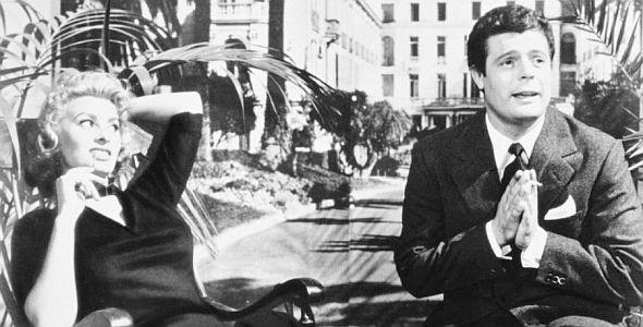 Wie herrlich, eine Frau zu sein, La fortuna di essere donna (quer) 1956