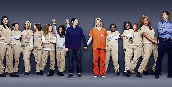 Orange is the new Black (Szenenbild aus der ersten Staffel)