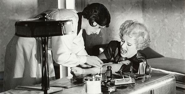 Die Sehnsucht der Veronika Voss (quer) 1982