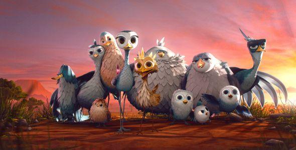 Sam O'Cool - Ein schräger Vogel hebt ab! 3D