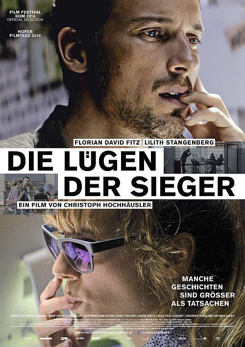 Filmplakat zu Die Lügen der Sieger