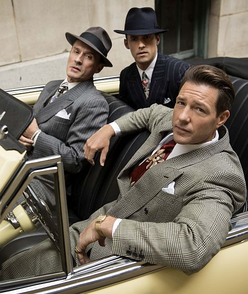 Filmplakat zu Mob City