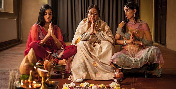 """Fahri Yardim und Maryam Zaree in """"Marry Me! Aber bitte auf indisch"""""""