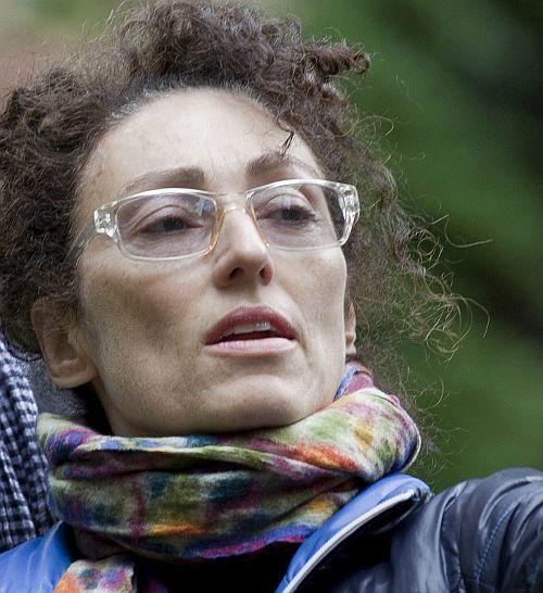 Regisseurin Stina Werenfels