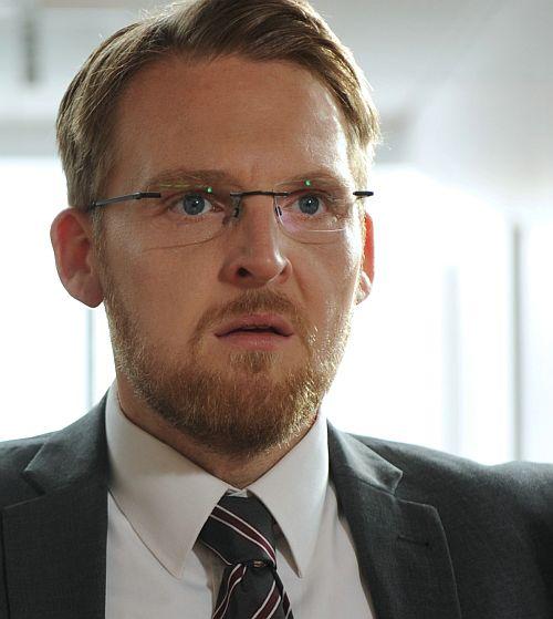 """Axel Stein in """"Nicht mein Tag"""""""