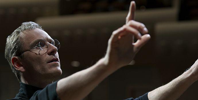 "Michael Fassbender ist ""Steve Jobs"""