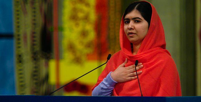 """Malala Yousafzai: """"Malala - Ihr Recht auf Bildung"""""""