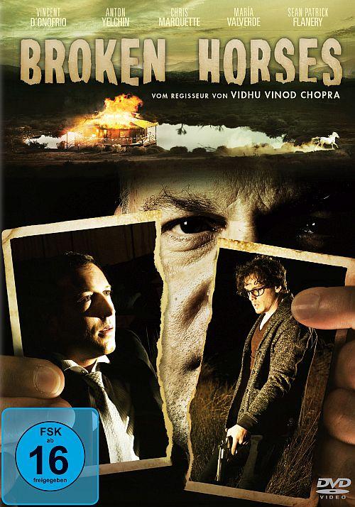 Broken Horses (DVD) 2015