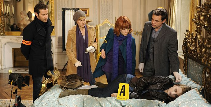 Profiling Paris - Staffel 2 (Profilage, 2009)