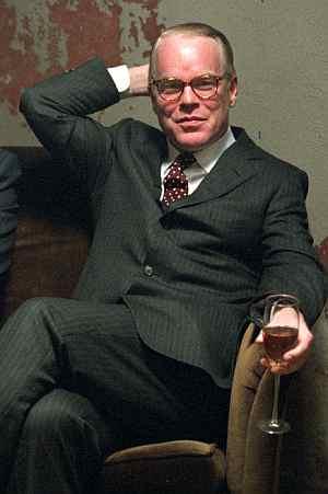 Dieselbe Art von Leidenschaft... Philip Seymour Hoffman und Capote