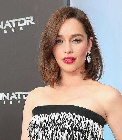 """Emilia Clarke auf der Berliner """"Terminator: Genisys""""-Premiere"""