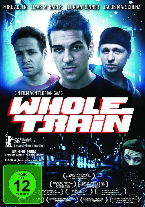 Filmplakat zu Wholetrain