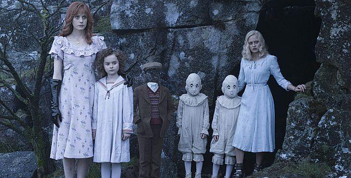 Die Insel der besonderen Kinder, Miss Peregrine's Home for Peculiar Children (querG) 2016