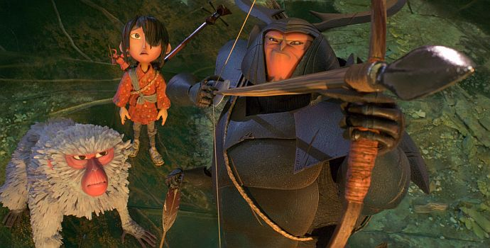 Kubo - Der tapfere Samurai 3D, Kubo and the Two Strings (querG) 2016