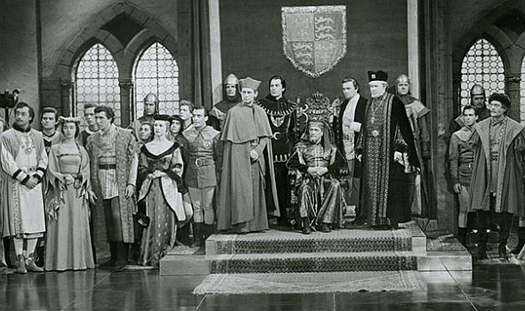 Der eiserne Ritter von Falworth (The Black Shield of Falworth, 1954)