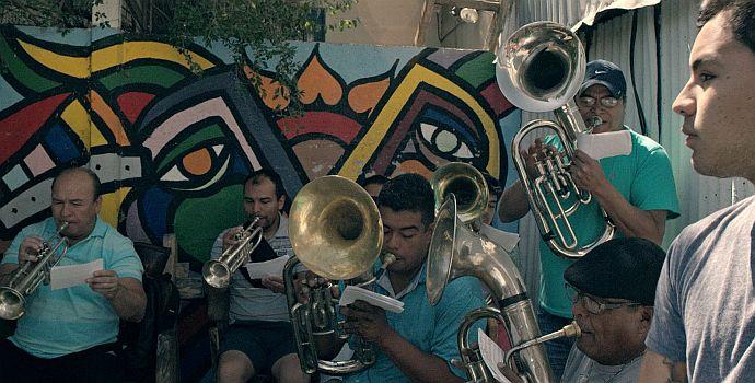 El viaje - Ein Musikfilm mit Rodrigo Gonzalez (2016)