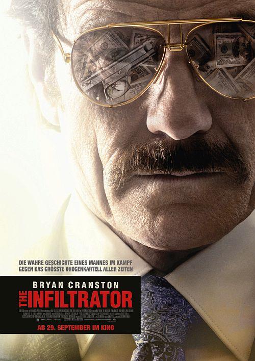 The Infiltrator (Kino) 2016