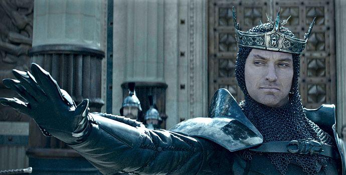King Arthur: Legend of the Sword 3D