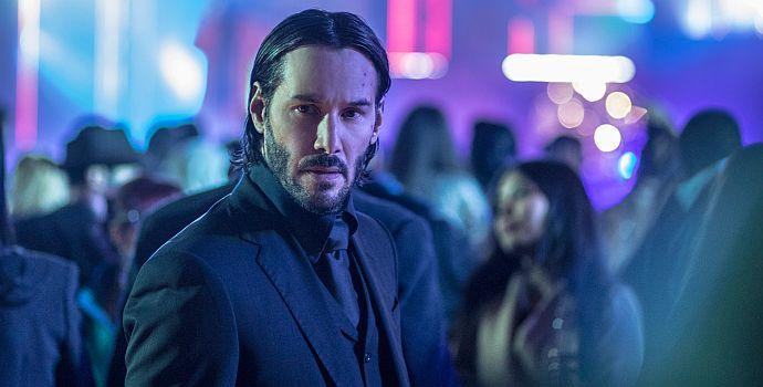 "Keanu Reeves ist ""John Wick: Kapitel 2"" (John Wick: Chapter Two, 2017)"
