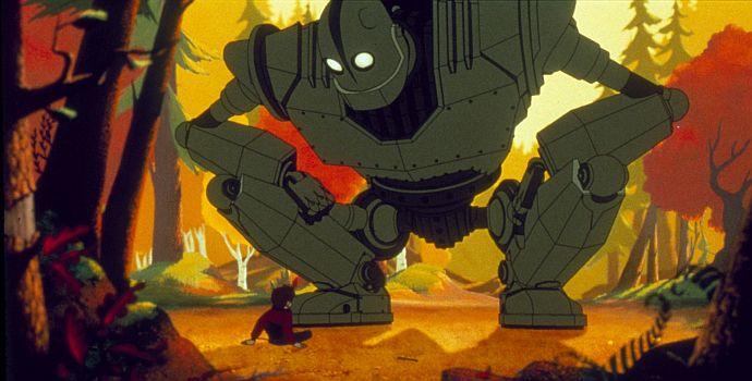 Der Gigant aus dem All (The Iron Giant, 199)