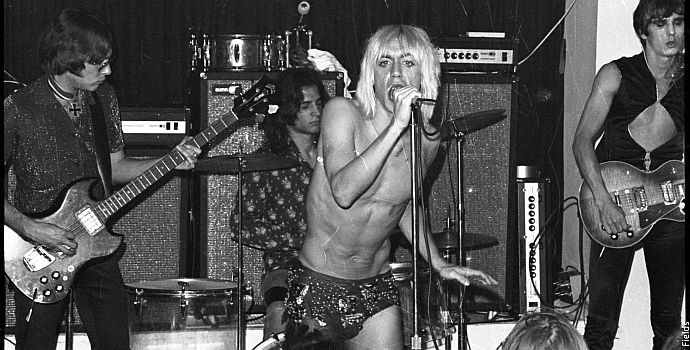 "Iggy Pop & The Stooges: ""Gimme Danger"" (2016)"