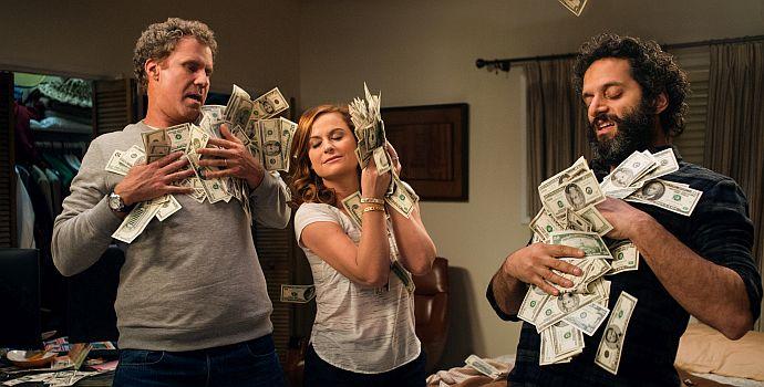 """Will Ferrell, Amy Poehler & Jason Mantzoukas schwimmen im Geld: """"Casino Undercover"""" (""""The House"""", 2017)"""