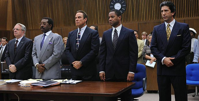 American Crime Story - The People v. O.J. Simpson, The People v. O.J. Simpson: American Crime Story (querG) 2016
