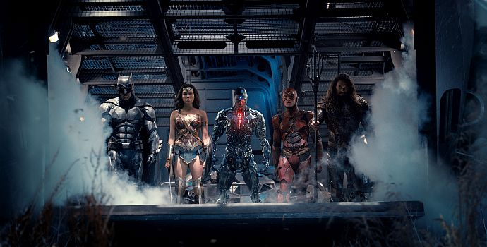 Justice League (querG) 2017