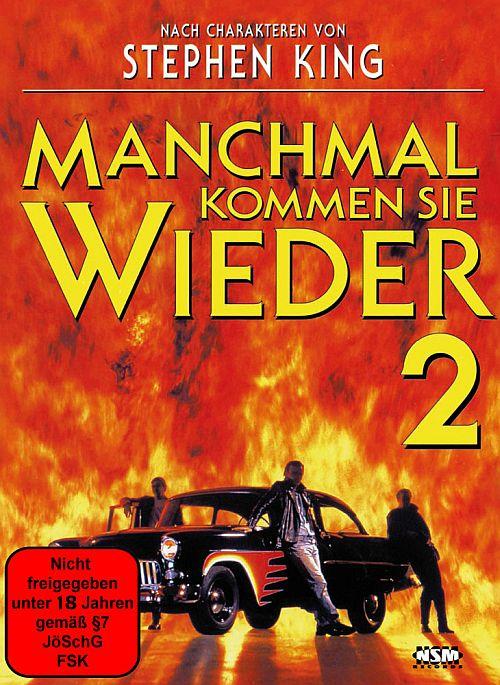 Manchmal kommen sie wieder 2, Sometimes They Come Back... Again (DVD) 1996