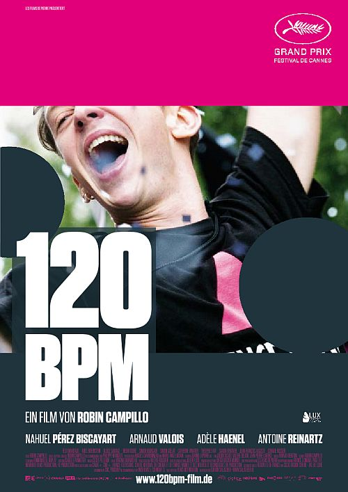 120 BPM, 120 battements par minute (Kino) 2017