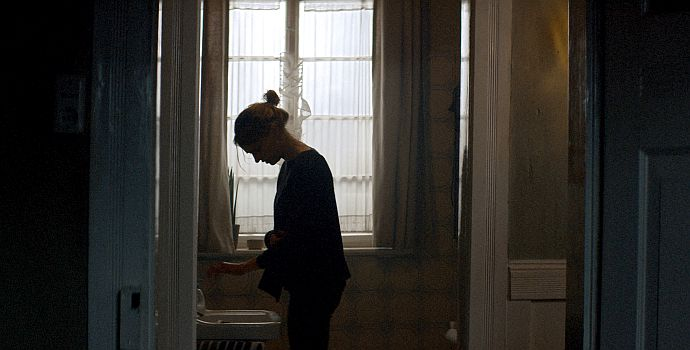 """Frida-Lovisa Hamann in """"Die Vierhändige"""" (2017)"""