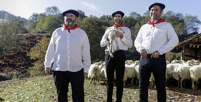 Die Pariserin - Auftrag Baskenland (Mission Pays Basque, 2017)