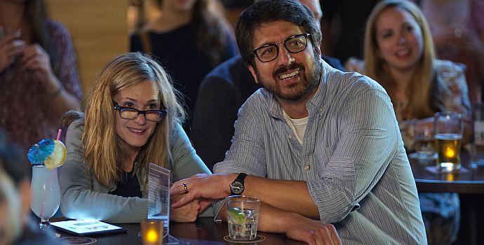 "Holly Hunter & Ray Romano in ""The Big Sick"" (2017)"