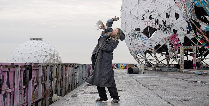 """Cate Blanchet in """"Manifesto"""" (2015)"""