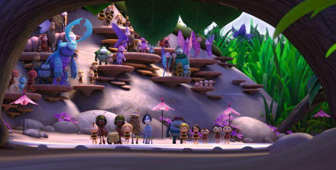 Die Biene Maja - Die Honigspiele 3D (Maya the Bee: The Honey Games, 2018)