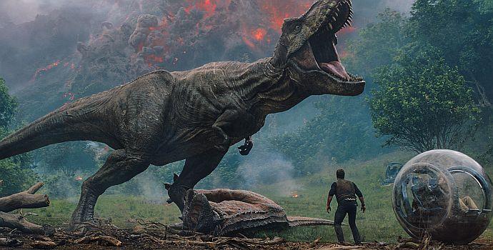 Jurassic World: Das gefallene Königreich 3D (Jurassic World Fallen Kingdom, 2018)