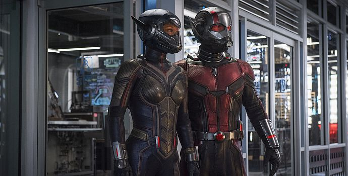 Ant-Man and the Wasp 3D (2018)