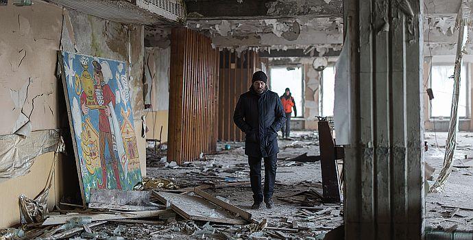 Alexey Rozin in Loveless (Nelyubov, 2017)