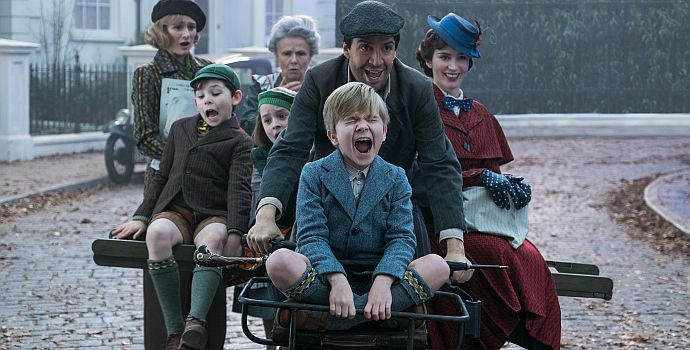 Mary Poppins' Rückkehr (Mary Poppins Returns, 2018)