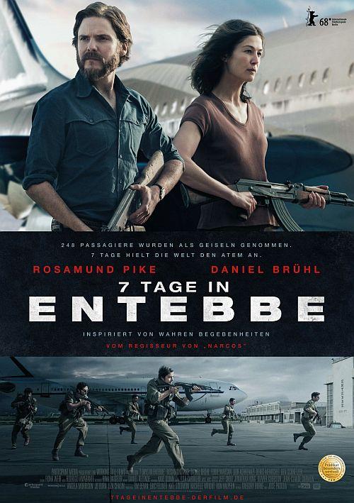 7 Tage in Entebbe, Entebbe (Kino) 2018
