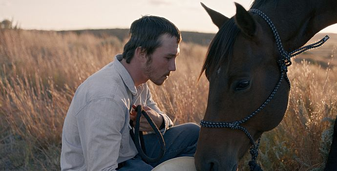 "Brady Jandreau in ""The Rider"" (2017)"