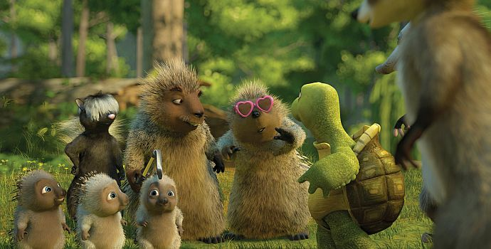 Ab durch die Hecke (Over the Hedge, 2006)