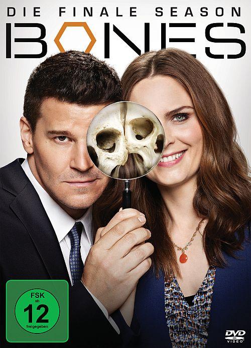 Bones - Die finale Season (DVD) 2005